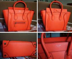 red-fake-micro-authentic-celine-pebbled-bag-differences celine donna,uomo,borse , accessori , scarpe, abbigliamento,stock,ingrosso,celine